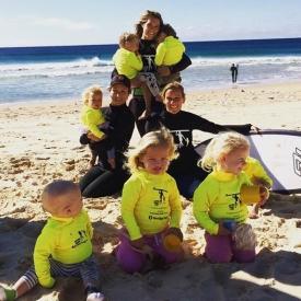 детский сад,Австралия,серфинг