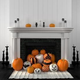 Хэллоуин,декор дома,как украсить дом
