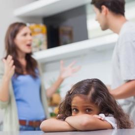 ссора,воспитание детей,отношения