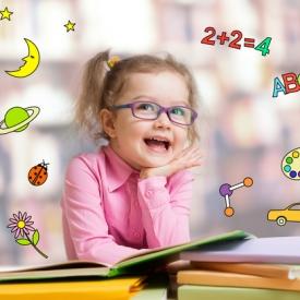 детская комната,цветопсихология