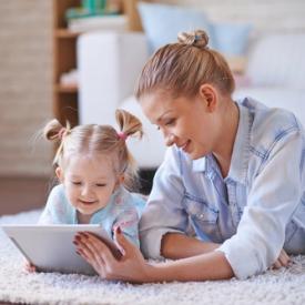 Как можно пользоваться планшетом, чтобы он приносил пользу ребенку