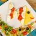 рыба в меню,здоровое питание