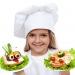 креативная еда,как накормить непоседу,как накормить малоежку,рис,зелень,оформление блюд