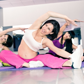 танцы,беременная,физическая активность,видео