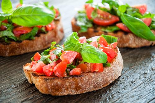 Виды хлеба: цельнозерновой хлеб