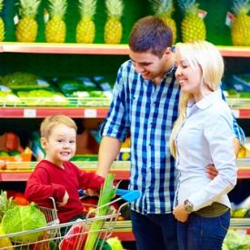 покупаем здоровую еду
