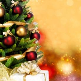 новый год 2016,как украсить елку,год Огненной Обезьяны,цвета 2016 года
