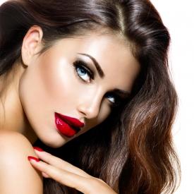 Орифлэйм,модный макияж 2015,вечерний макияж