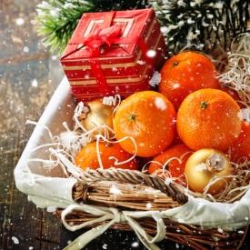 новый год 2016,продукты на Новый год,мандарины,конфеты,кока-кола,оливье,шампанское,Coca-Cola,новогодний стол,атмосфера праздника