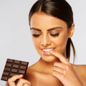 польза шоколада, необычные свойства шоколада