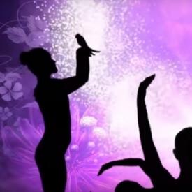 Зимняя сказка «Повелители теней»,театр теней,детский театр,театр Teulis