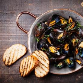морепродукты ребенку,морепродукты,мидии