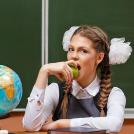 Чем кормить школьников и студентов в период экзаменов