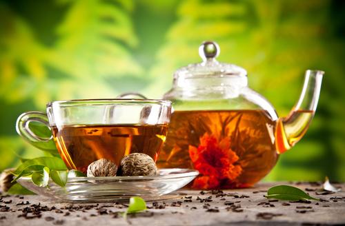 Продукты питания: чай