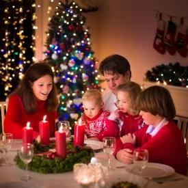 Рождественский пост,питание,рождество