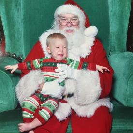 Санта-Клаус,фото,дети