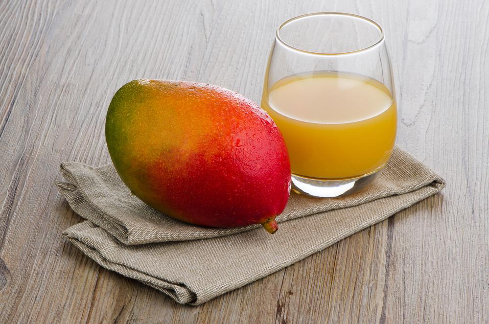 Полезные продукты: манго
