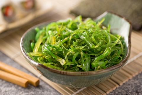 Продукты питания: морские водоросли