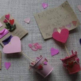 видео,день святого валентина,подарок своими руками