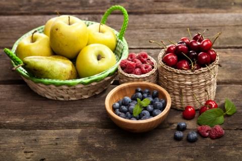 Свежие фрукты, как профилактика сердечно-сосудистых заболеваний