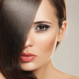 экранирование волос, процедура экранирования, шайнинг, профессиональная косметика, метод лечения волос