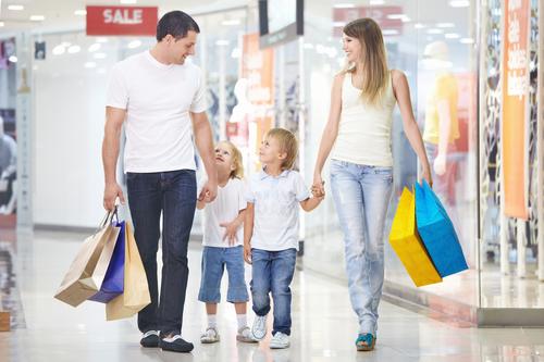 Шопинг: новые покупки