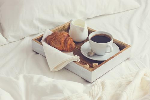 кофе завтрак
