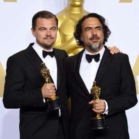 Леонардо ДиКаприо,Оскар 2016