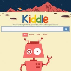 Kiddle,Google,безопасность в Интернете