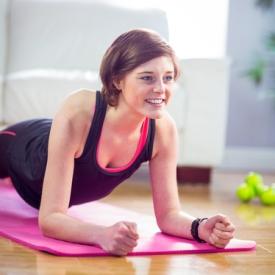 обрести более плоский живот, крепкие руки, стройные ноги, упругие ягодицы и сильные мышцы плечевого пояса,избавиться от лишнего веса