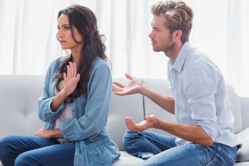 ссора развод