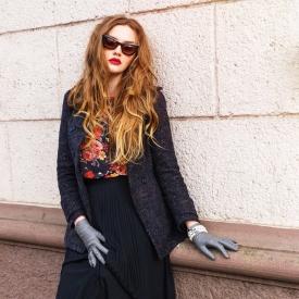 осенние коллекции, объемные вещи, укороченные модели пальто, сезон осень 2016, пальто в стиле милитари