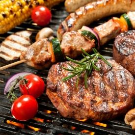 как похудеть, похудеть, идеальная фигура,продукты питания,стейки,шашлык,пикник,фигура,без вреда для фигуры
