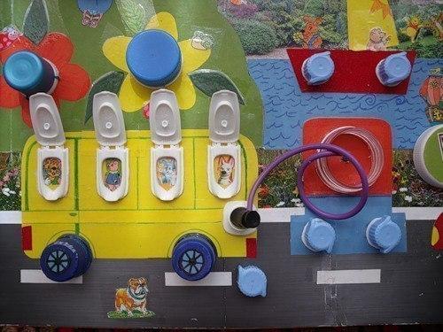 Игрушки для мелкой моторики своими руками для детского сада