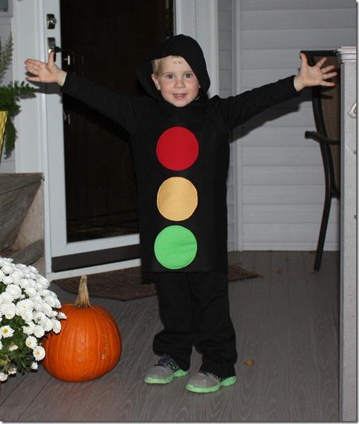 Детский костюм светофор своими руками для