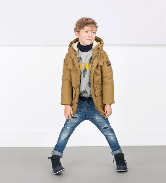 Зара Одежда Для Мальчиков