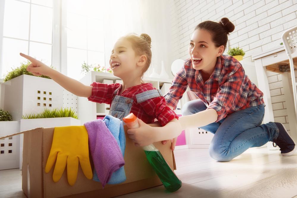 Как приучить любимых детей к порядку?