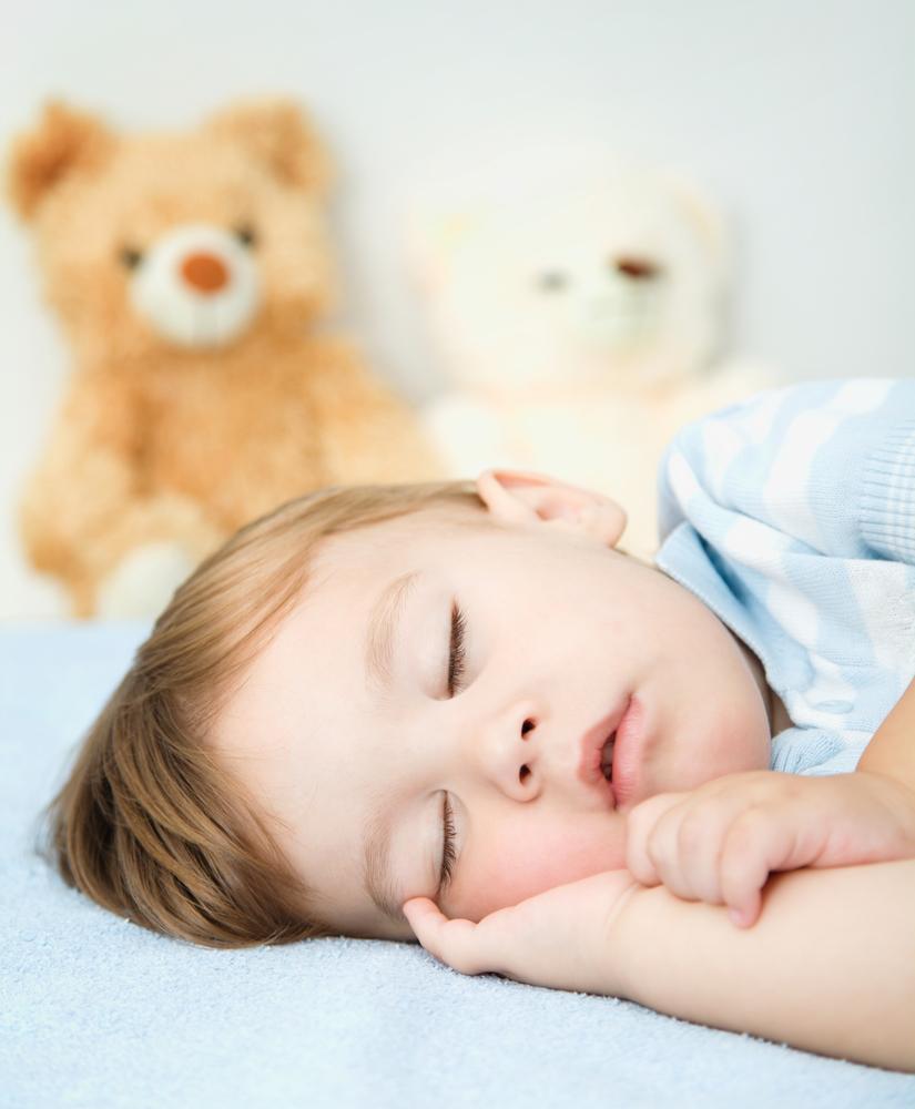 носят сонник ребенок мальчик спящий основе полиэстера