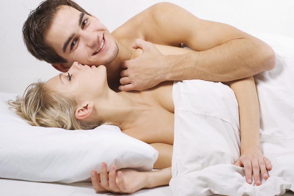 Интимная жизнь партнёров