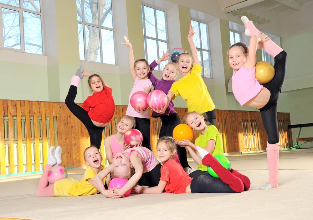 Какой вид спорта выбрать для ребенка: гимнастика