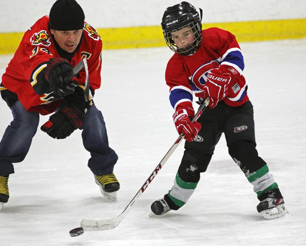 Какой вид спорта выбрать для ребенка: хоккей