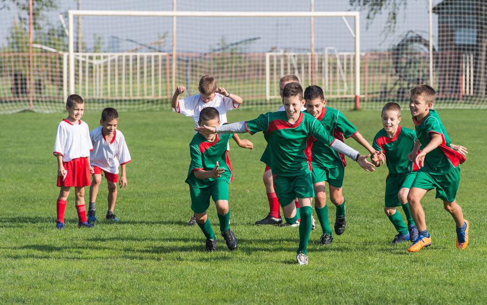 Как выбрать вид спорта для ребенка? Футбол