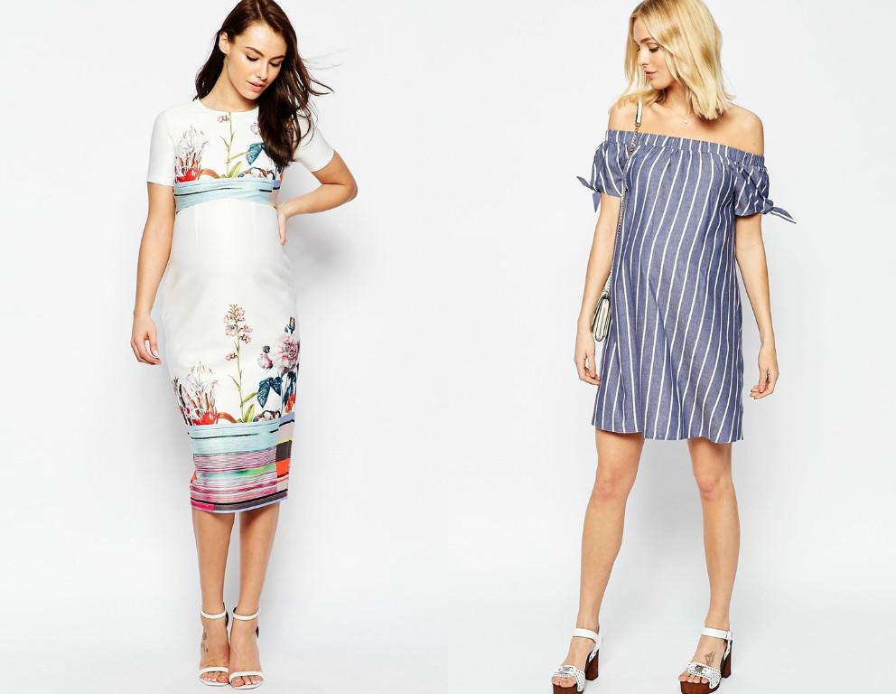 Модная одежда для будущей мамы