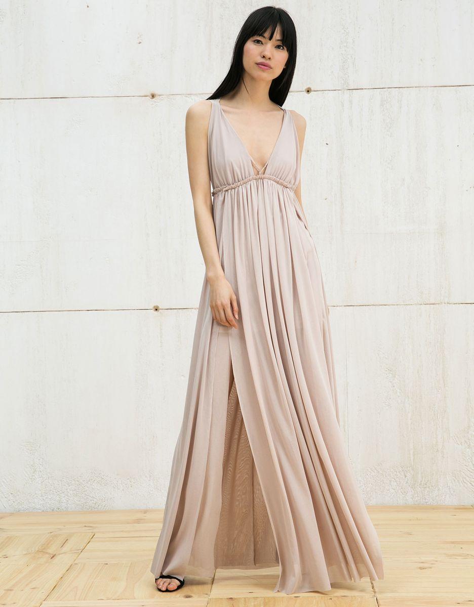 bershka платье