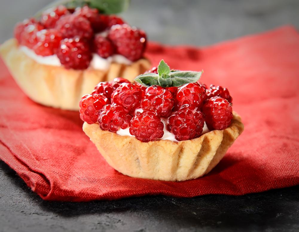 ягоды десерт