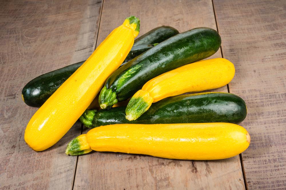 Овощи для похудения: цукини