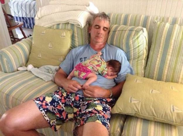 сочная внучка с дедом