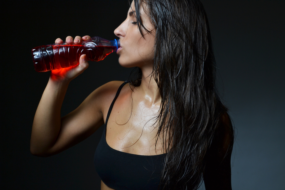 Продукты питания: энергетический напиток