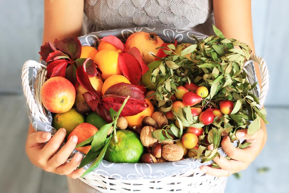 продукты осень