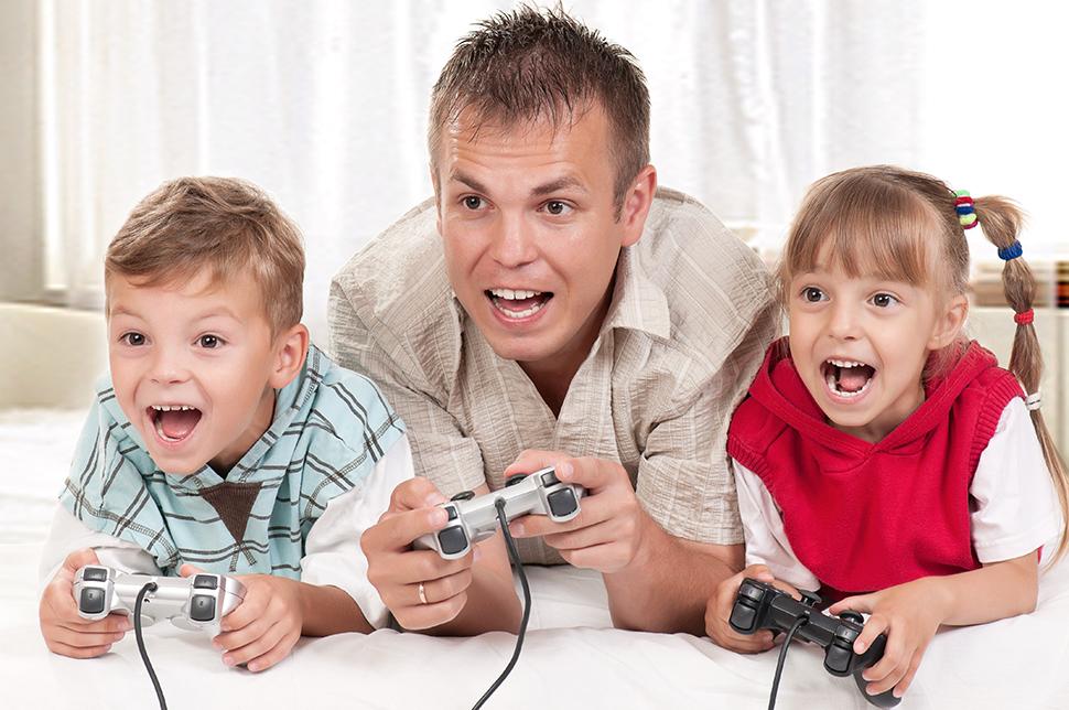 Компьютерные игры